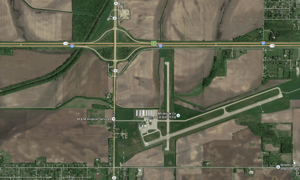 Whiteside County Airport